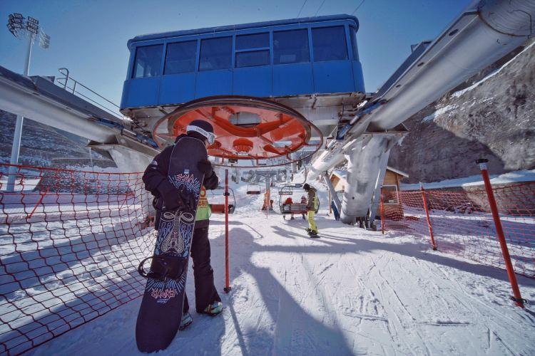 Phoenix Ridge Ski Resort at Baolong Mountain4