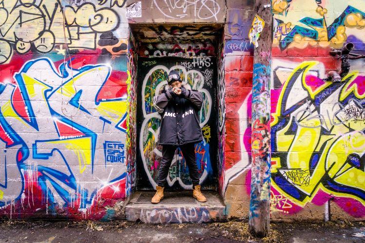 Graffiti Alley1