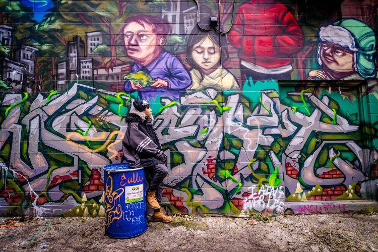 Graffiti Alley3