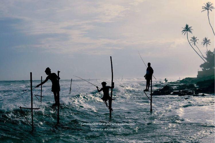 科格勒高蹺漁民4