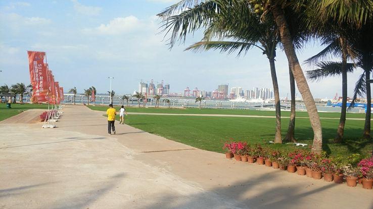 海口市國家帆船基地公共碼頭4