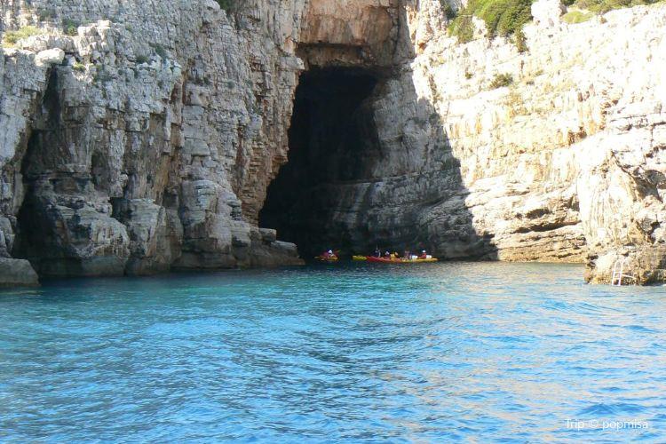 Pirate's Caves & Mini-Zoo
