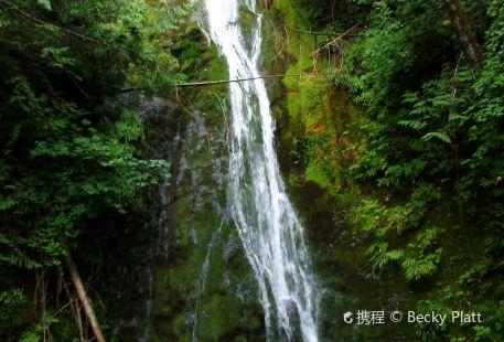 Madison Falls Trailhead