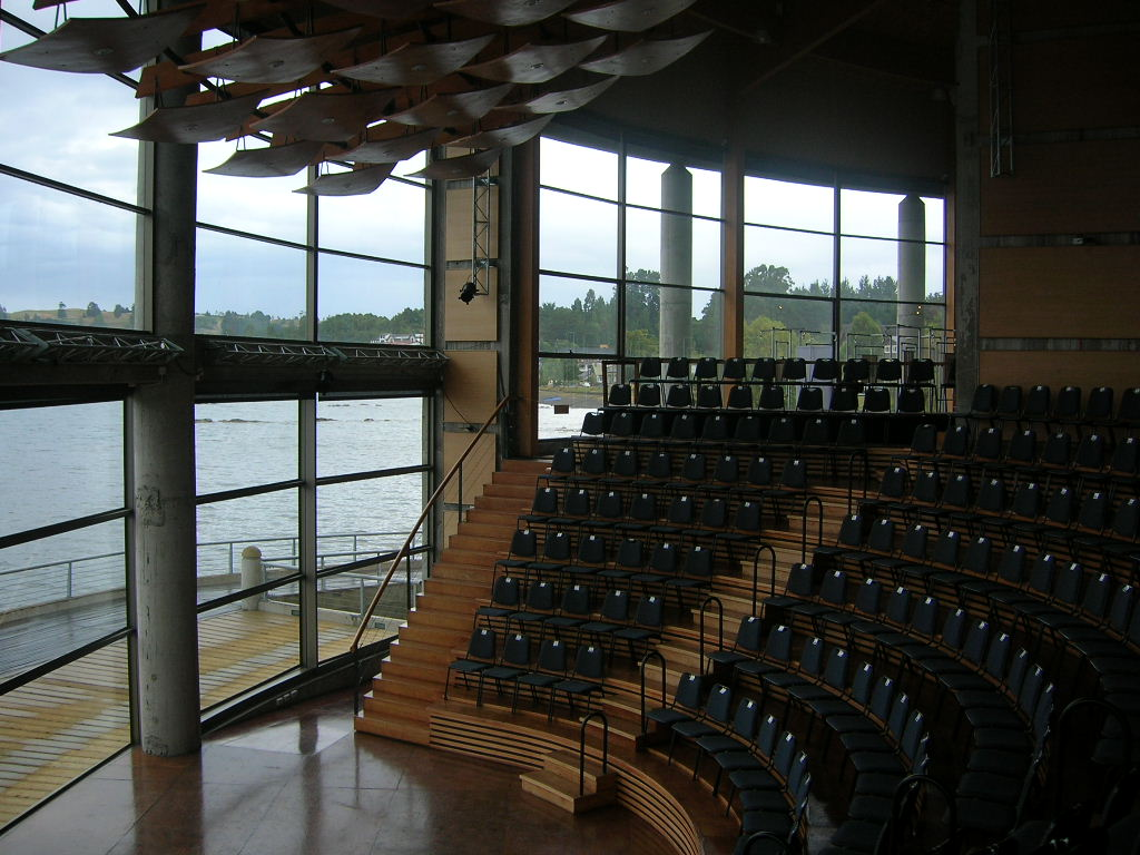 Teatro del Lago - Lake Theater