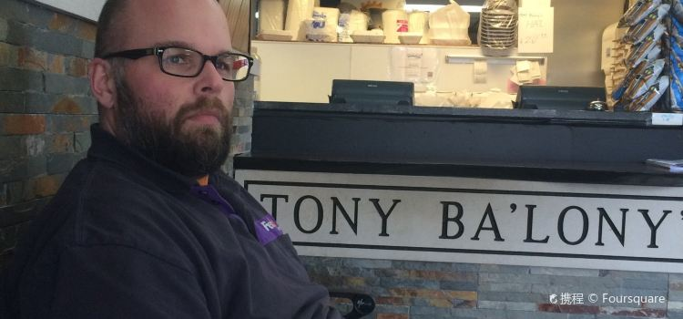 Tony Ba'lony's Pizza Subs1