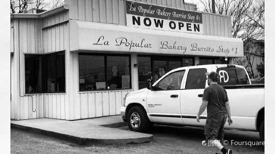 La Popular Bakery and Burrito Stop