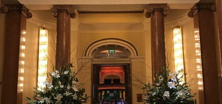 Fonab Castle Hotel Brasserie1