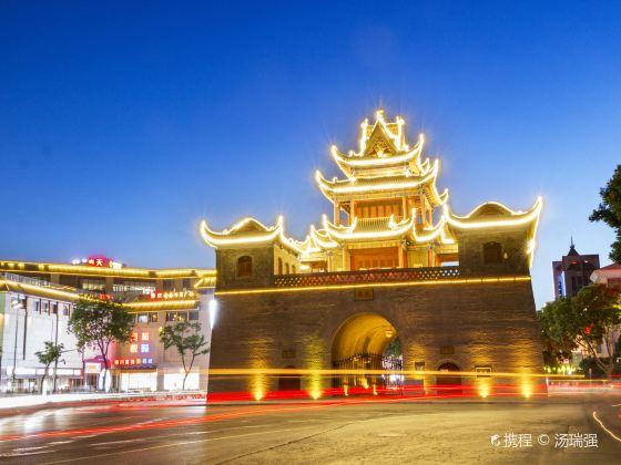 Drum Tower of Yinchuan