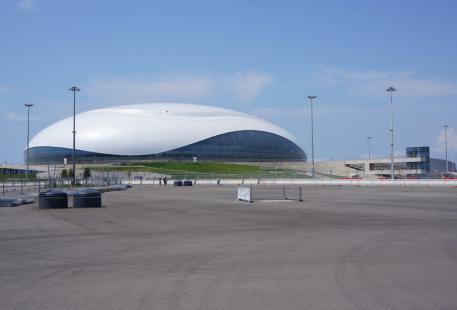 波紹伊體育館