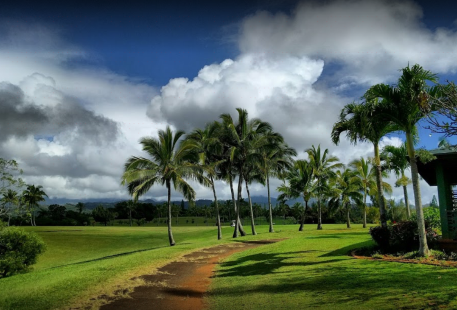 Kukuiolono Golf Course