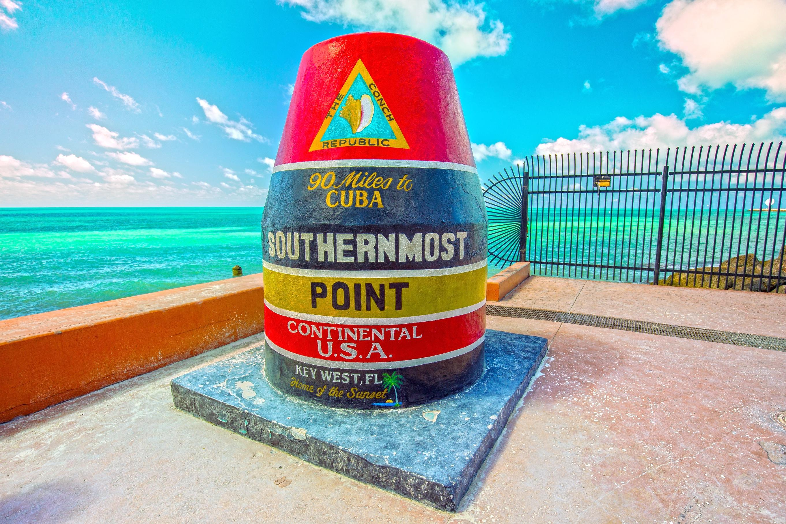 Southernmost Point and Guest House
