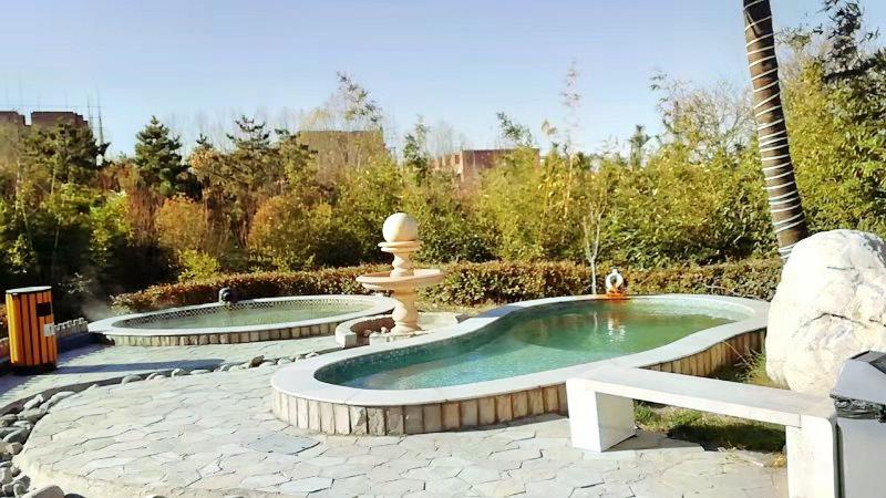 Qidong Hot Spring Swimming Pool Water World