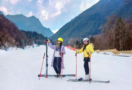 Mengtun Valley Ski Resort