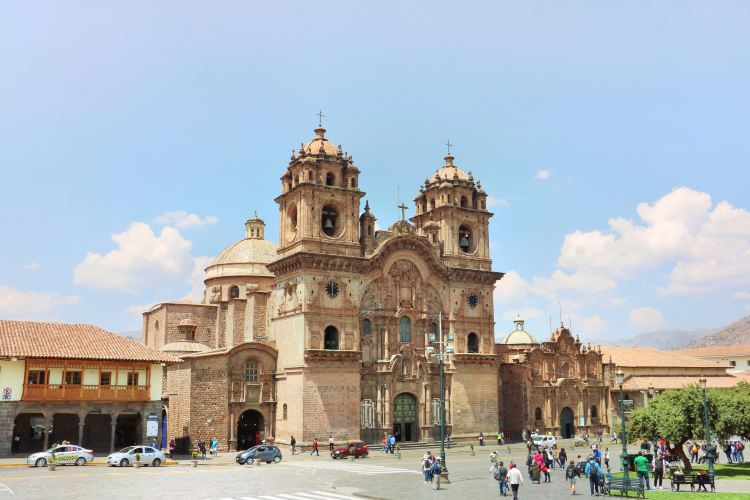 La Compania de Jesus church