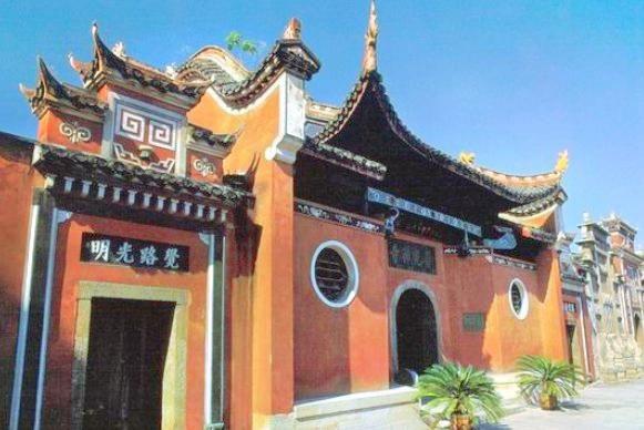 Zhangjiajie Puguang Temple
