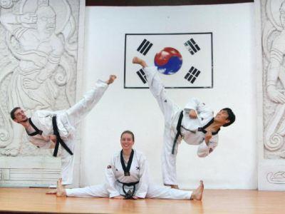 阿裡郎跆拳道館