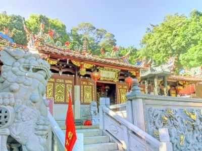Anxi Fengshan Mountain Scenic Resort
