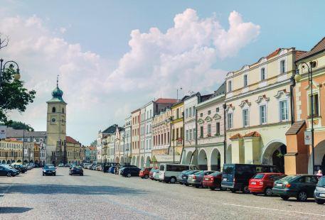 Smetana Square