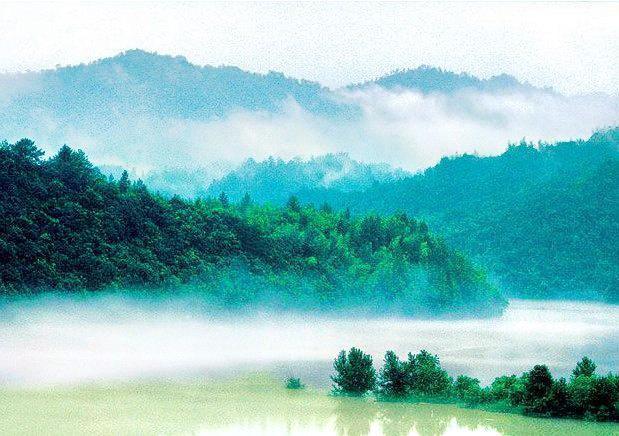 Sanzhualun National Forest Park