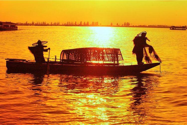 Shahu Lake