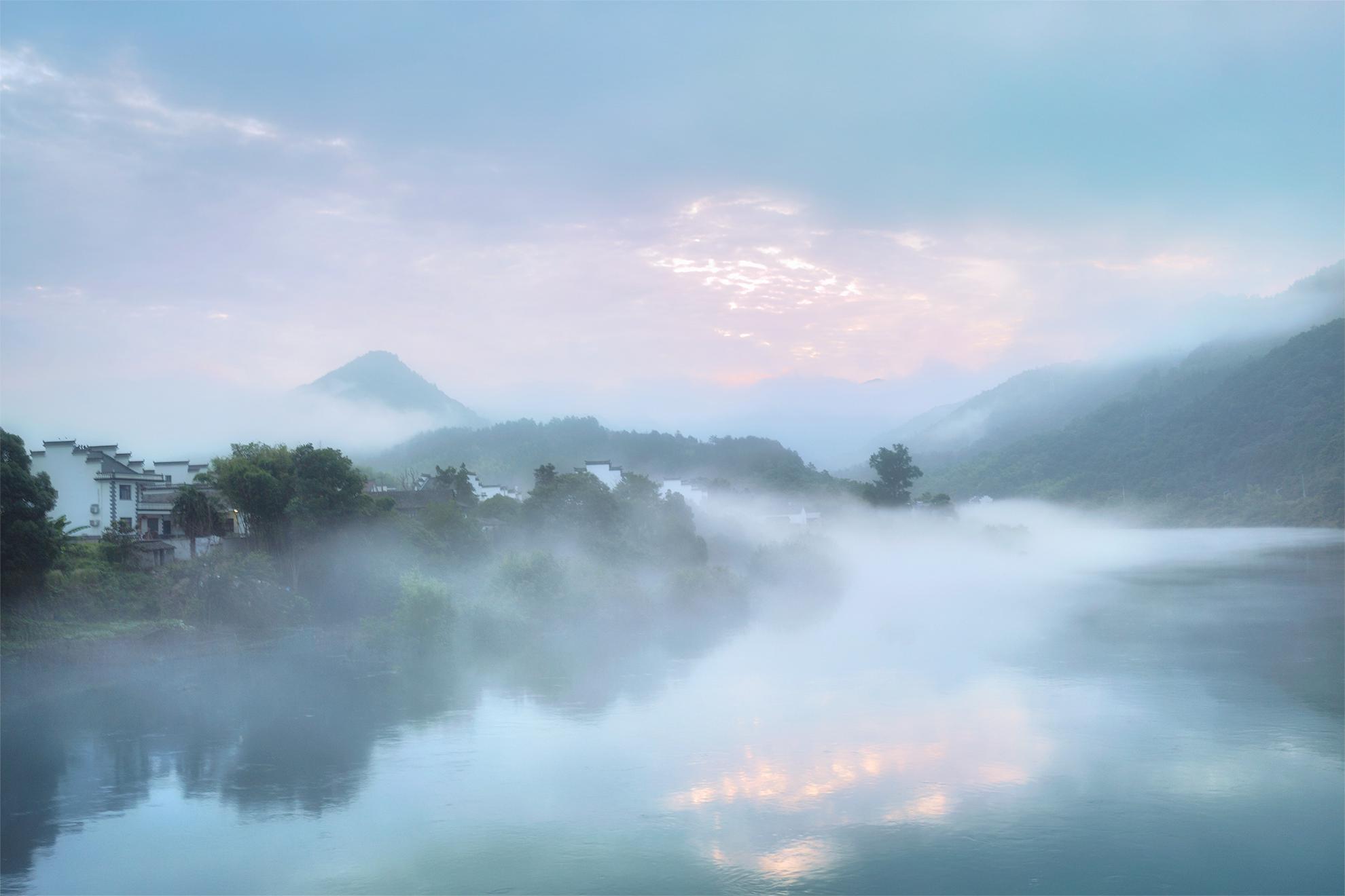 桃花潭畔旅遊度假區