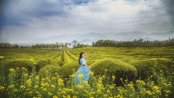 Yangshuo Lake Deep Oxygen Park4