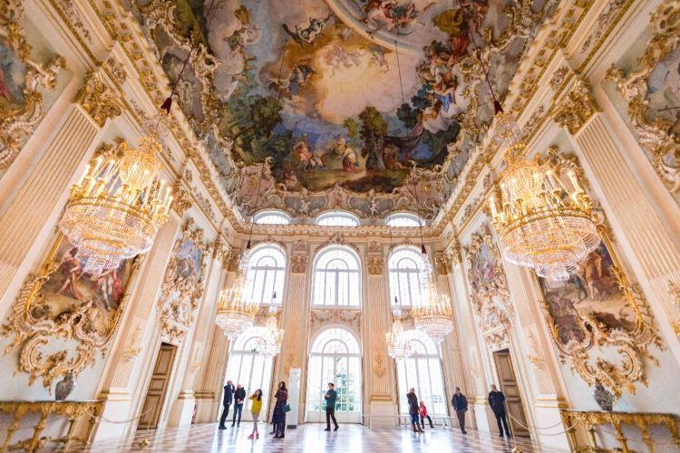 寧芬堡皇宮4