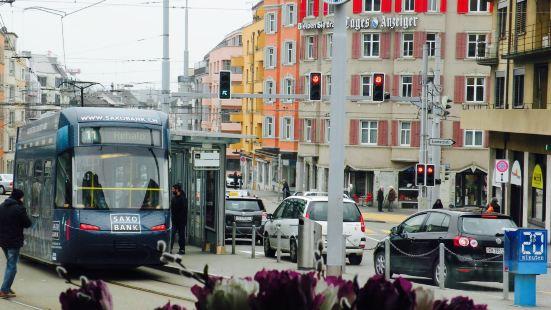Gnadinger am Schaffhauserplatz