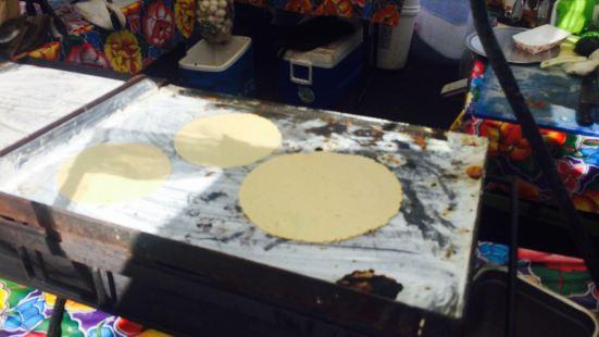 The Oaxacan Kitchen