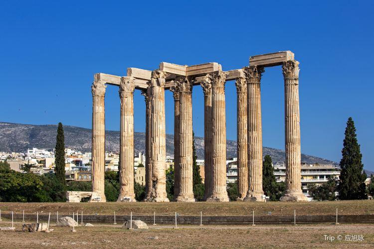 奧林匹亞宙斯神殿4