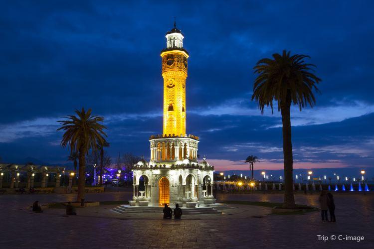 Saat Kulesi (Clock Tower)3