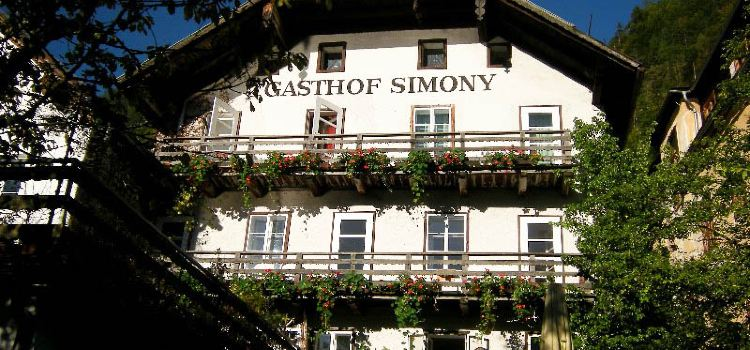 Gasthof Simony Restaurant am See