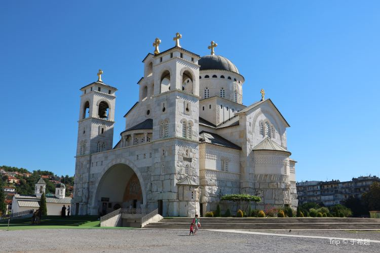 Cathedral of the Resurrection of Christ Podgorica1