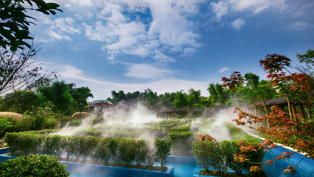 Rucheng Hot Spring Fuquan Resort