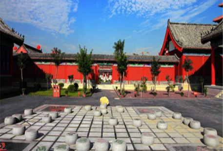 Luoguanzhong Memorial Hall