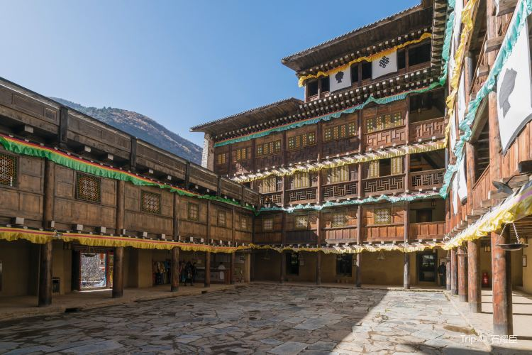 Zhuo Ke Ji Tusi Official Manor Cultural and Tourist Scenic Area4