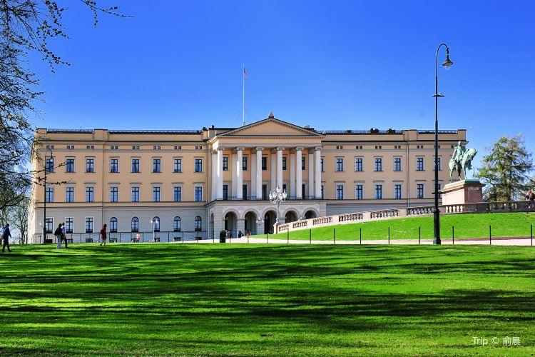挪威皇宮1