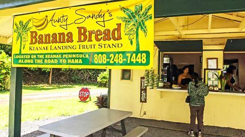 Aunty Sandyʻs Banana Bread