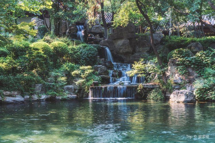 Baotu Spring Park1