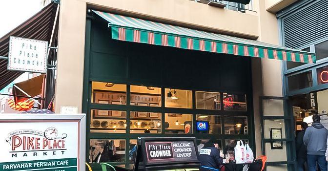 Pike Place Chowder(Pike Place Market)