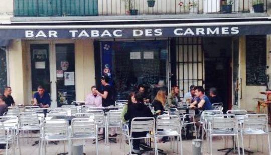 Bar Tabac Des Carmes