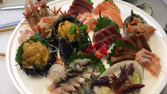 錦鯉日式料理