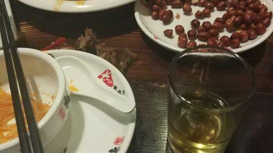 重慶巫山烤魚(銀湖小區店)