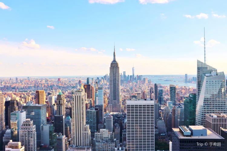 Manhattan Skyline1