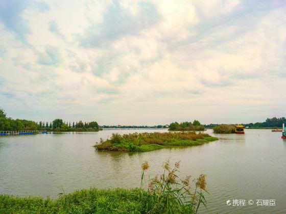 Wujindang Scenic Area
