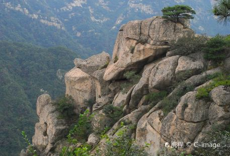Yunmeng Scenic Area, Yimeng Mountain