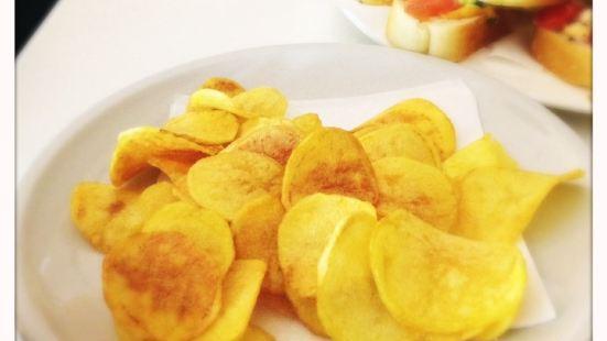 Rosa Cremeria Food