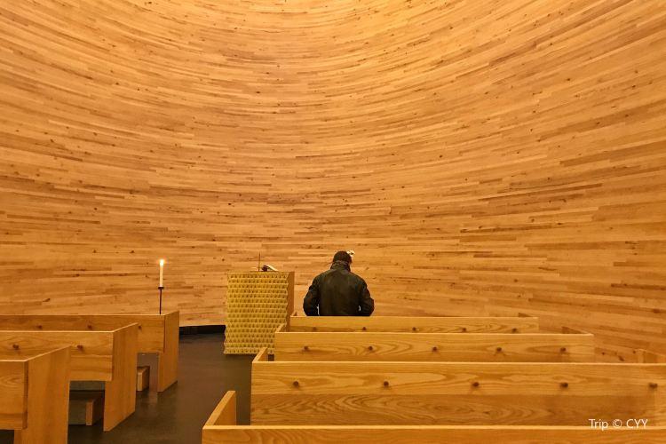 Kamppi Chapel2
