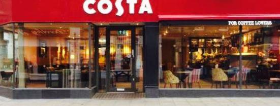 Costa Coffee Elgin