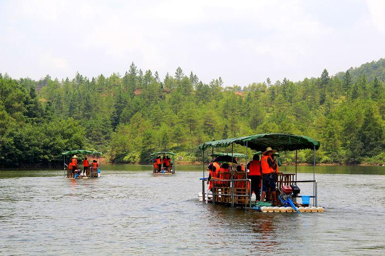 Muyu Mountain Sceneic Area3